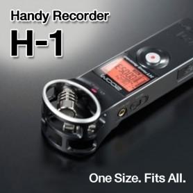 ZOOM H-1, 전문가용 고음질 녹음기, 강의녹음기, 학습녹음기,  연주 녹음기, 섹소폰녹음기