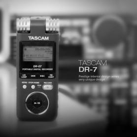 DR-07, 전문가용 고음질 녹음기, 전문연주녹음기, 학습녹음기, 강의 녹음기, 섹소폰 연주 녹음기