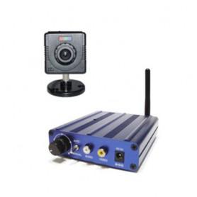 (에이티캠) TX-32CS 무선 초소형감시카메라 모듈 실시간 무선영상 송수신장비