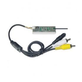 TX-5015 유선감시카메라를 무선으로 사용할수 있는 감시카메라 무선 송신기