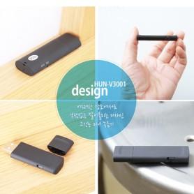 (스파이밴드) USB메모리형보이스레코더 HUN-V3001 (15시간연속녹음 간편조작 소형디자인)
