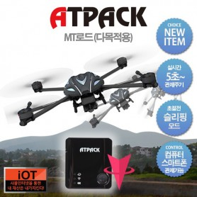 SpyBand 레져용 무선형 위치추적기 ATPACK MT-로드