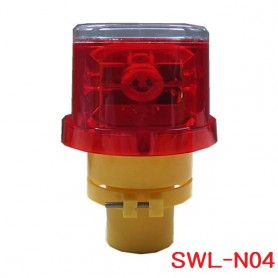 SWL-N04 태양광경광 위험경고등 해상안전 부표등 동물출몰방지