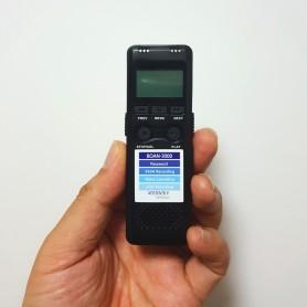 (스파이밴드) BOAN-3000  장시간녹음기 7일연속녹음기 + 20시간 미니녹음기