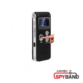 (스파이밴드) AT400 간편조작 보이스 녹음기 8GB