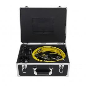내시경캠코더 내시경카메라 공사장 전문가용 내시경캠 기본형 20m