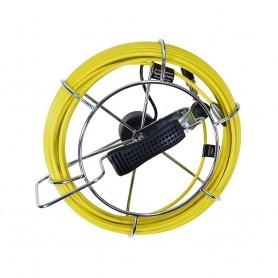(스파이밴드) 내시경카메라 20M BOAN-DP400 파이프,하수구, 건설현장등 내시경카메라장비