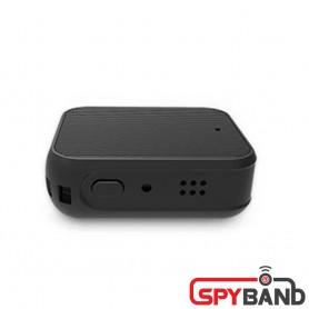 (스파이밴드) AT-BB7 미니사각녹음기 비노출 위장형 녹음기 8GB 600분저장가능