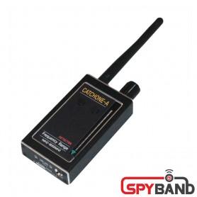 (스파이밴드) CATCHONE A 캐치원에이 탐지기 숨겨진 도청기 위치추적기 몰래카메라(IP/WIFI카메라) 정밀 전파추적탐지장비