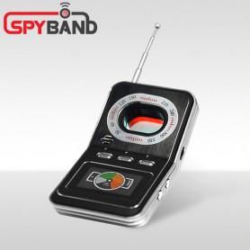 (스파이밴드) 캐치원헌터 CATCHONE-HUNTER 전파탐지기 도청기 위치추적기 몰래카메라 탐지