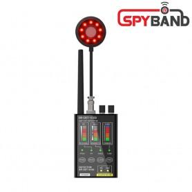 (스파이밴드) 캐치원에스100 CATCHONE- S100 초정밀 전파탐지기 도청기 유무선 몰래카메라 차량위치추적기 전파탐지