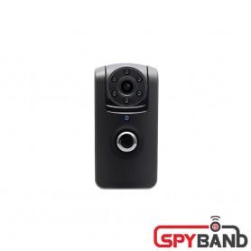 (스파이밴드) BOAN-RV6 최대5일간 촬영 적외선 열감지카메라 주거침입 상가,점포 감시용 창고및 보안시설 감시