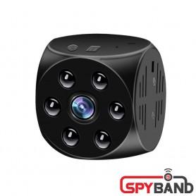 (스파이밴드) 벅시 120CC 큐빅미니 액션캠 스포츠캠코더 180분 촬영가능 32GB 초소형카메라