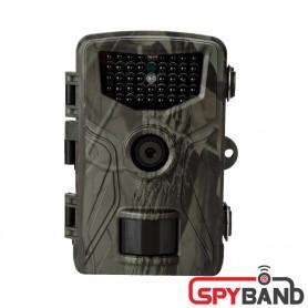 (스파이밴드) BOAN-HUNTER EYE (헌터아이) 적외선 감시카메라 산양삼 벌통 공장등 무선CCTV 도난감시장비