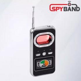 (스파이밴드) FX2000 도청탐지기 몰래카메라탐지기 시즌2 무선RF전파탐지장비